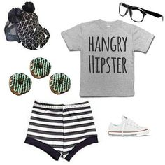 Hangry Hipster Toddler Shirt Baby Shirt Toddler Tee Baby Girl Clothing Baby Shirt Baby Clothes