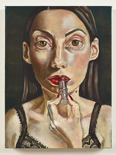 Self Portrait by Anh Duong..love her work