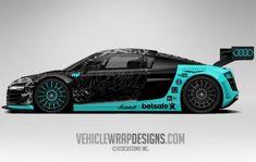 R8 Kraze Lamborghini Huracan, Volvo, Vinyl Wrap Car, Racing Car Design, Custom Muscle Cars, Automotive Decor, Toyota Prius, Car Covers, Car Tuning