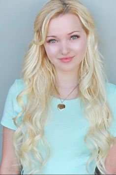 Dove Cameron. She's so pretty!
