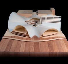Revolving Detroit by Preston Scott Cohen Inc.| The architectural imagination let loose upon Detroit