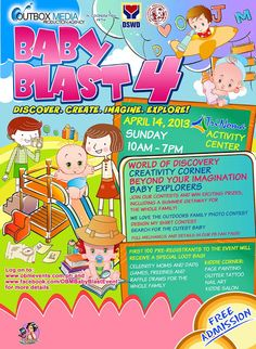 baby blast, baby blast 4, baby blast event, family activity, family event, obm event, obm philippines, summer activity, summer event
