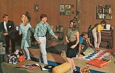 1966 Party in the Rec Room