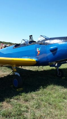 Ranger Tx Fly - In and BT 13 (?) ode to the WASP!