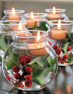 Christmas Candle Decorations, Centerpiece Decorations, Christmas Lights, Wedding Centerpieces, Wedding Decorations, Christmas Centerpieces For Table, Outdoor Table Centerpieces, Winter Centerpieces, Small Centerpieces