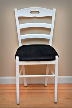 diy: how to reupholster a chair seat