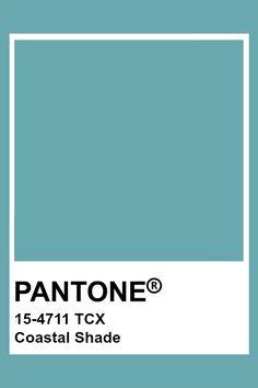 PANTONE 15-4711 TCX Coastal Shade