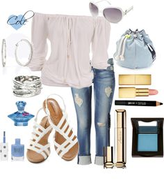 """Spring Mix"" by coley0622 on Polyvore"