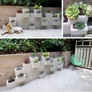 Saw this on a DIY show. Thought it would be perfect for our backyard for next year's garden.