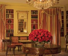 Oval Office: Architectural Digest