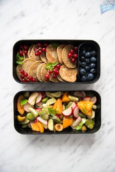 Przepisy na lunchbox. Dinner Recipes For Kids, Healthy Dinner Recipes, Healthy Snacks, Healthy Eating, Vegan Lunch Box, Boite A Lunch, Healthy Recipe Videos, Easy Healthy Dinners, Pinterest Recipes