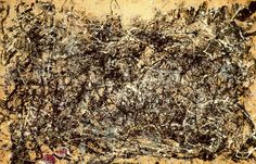 Number 1 - Jackson Pollock