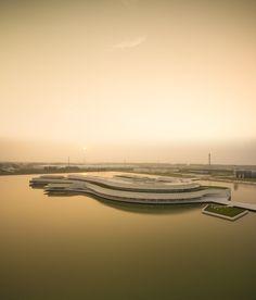 Edifício sobre a Água / Álvaro Siza + Carlos Castanheira