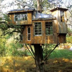 Pete Nelson Treehouse | Peter Nelson's Treehouses | Amusing Planet