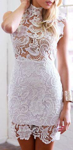 Lovely Lace Dress ♥