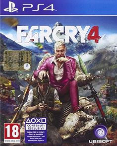Far Cry 4 - PlayStation 4 UBI Soft…