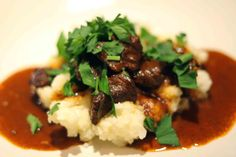 Julia Child's Boeuf Bourguignon replace beef with caprito Veal Recipes, Grilling Recipes, Yummy Recipes, Yummy Food, Boeuf Bourguignon Julia Child, Chicken And Beef Recipe, Beef Dishes, Whole 30 Recipes, Foodies