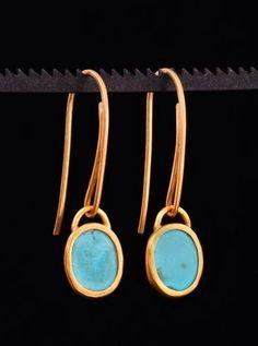 Turquoise Eli Halili Earrings