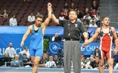 Tantv.kz - Казахстанские борцы завоевали еще одну путевку в Рио