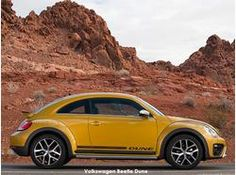 Rugged old-school inspiration creates vibrant new Volkswagen Beetle Dune