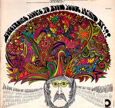 Electrnic Music to Blow Your Mind By!!!  1968
