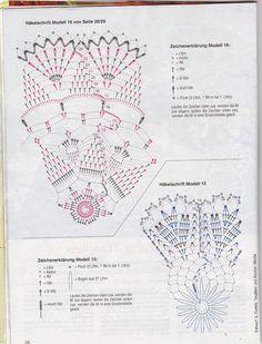 Filethäkeln leicht gemacht 1-2007 - claudia - Picasa Webalbums
