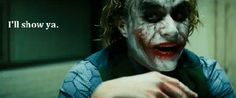 heath ledger joker gif | heath ledger, joker, the dark knight # batman # heath ledger # joker ...