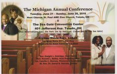 As mentioned previously, Your Computer Needs of Toledo, LLC will be one of the vendors for the upcoming 106th Session of the AME Zion Michigan Annual Conference that will be held in Toledo, OH from June 21-26, 2016. The deadline for Vendor Applications for this conference has been extended to June 14, 2016. Click on the link below to get more information, including how to pay online.