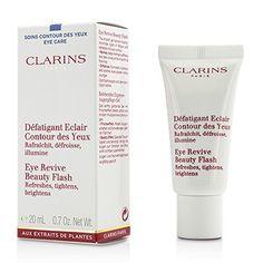 Clarins - Beauty Flash Revitalizant pentru Ochi | Strawberrynet RO