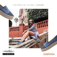 San Miguel de Allende con fashion blogger y los zapatos más cómodos.
