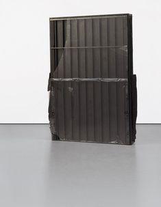Black Slab, Oscar Tuazon, 2010.