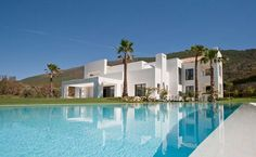 Spain. Marbella. La Zagaleta Golf & Country Club. Villa.