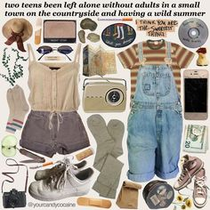 Aqua \u0026 Billie on Instagram \u201canother requested mood board ,a moodboard  beige earth earthy explore adventure aesthetic vintage retro