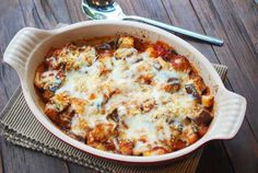 Eggplant Casserole Recipe | Healthy Recipes