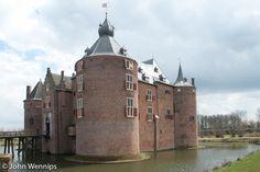 Kasteel Ammersoyen / Ammerzoden / Ambersoye / Amersoie / Ambershoye te Ammerzoden / Gelderland Nederland