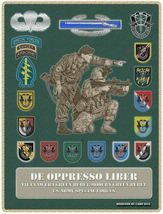 Special Forces Army Ranks, Military Ranks, Military Insignia, Military Art, American Special Forces, Us Special Forces, Army Green Beret, Military Shadow Box, Us Army Rangers