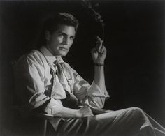 Eric Roberts | by george Hurrell    LACMA Collections