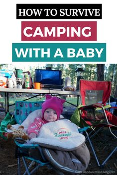 Camping Must Haves For Babies Are you worried scared to take your baby camping? I've taken my baby camping tons of time and we've always had a blast. This post covers all of the tricks I've found to survive camping with a baby. Tips for tent Camping Desserts, Camping Snacks, Camping Ideas, Camping Bedarf, Camping Essentials, Family Camping, Outdoor Camping, Baby Camping Gear, Backpacking