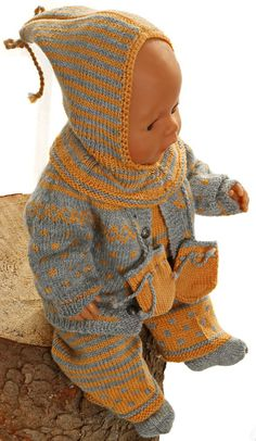 baby born doll instructions - let yourself be inspired by the stripes and qua . baby born doll instructions - Let yourself be inspired by the stripes and quadrants Knitting , lace processing is one of. Knitting Blogs, Free Knitting, Baby Knitting, Crochet Baby, Knitting Patterns, Crochet Patterns, Baby Patterns, Baby Born Kleidung, Baby Blog