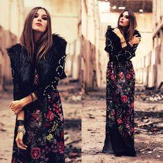 Antix Dress, Labellamafia Coat