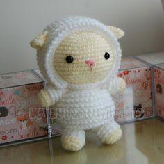 Lamb Gurumi Pattern