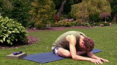A Deep Release for the Hips, Hamstrings and Lower Back with David Procyshyn - 47 minute yoga video. Excellent! Love it and am sharing it with anyone who has experienced lower back pain.