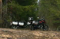 C-way Moto Trailers: Nice single wheel trailer Motorcycle Trailer, Motorcycle Camping, Bike Trailer, Camping Gear, Motorcycle Touring, Camping Checklist, Homemade Trailer, Klr 650, Expedition Trailer