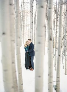A Winter Engagement Session in Colorado - KT Merry Photography Tree Photography, Winter Photography, Couple Photography, Engagement Photography, Digital Photography, Wedding Photography, Perspective Photography, Engagement Session, Engagement Couple