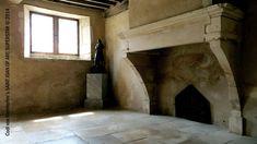 Dans la Maison Natale de Jeanne d'Arc à Domrémy.