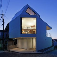 Photograph: Masao Nishikawa. Vista / Apollo Architects & Associates