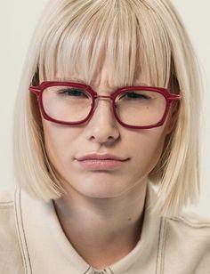 Arrow, Girl Gang, Eyewear, Magazine, Glasses, Fashion, Moda, Eyeglasses, Eyeglasses