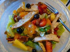 Slice of Southern: California Salad