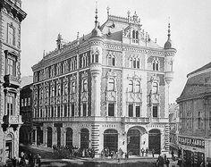 Central Kávéház, V. Utca, Budapest Hungary, Louvre, History, Building, Travel, I Love, Historia, Viajes