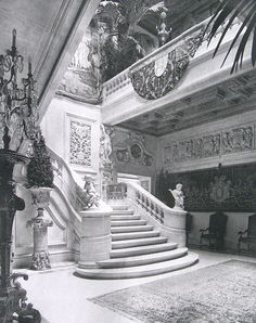 Mansions of the Gilded Age: The W. A. Salomon Town House 1020 Fifth Avenue & 83rd St.